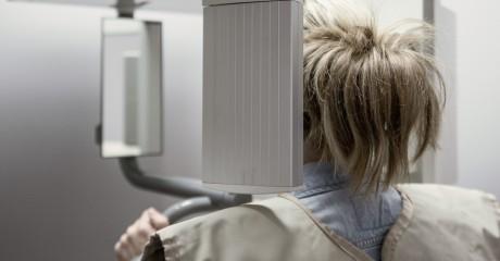 Service - Radiographie numérique et caméra intraorale